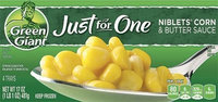 Green Giant® Just for One® Niblets® Corn & Butter Sauce