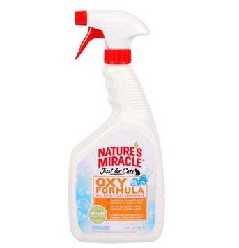 Nature's Miracle® Just For Cats Oxy Cat Stain & Odor Scented Remover