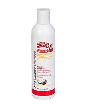 Nature's Miracle® Just for Cat Ultra-Cleanse Dander Destroyer Shampoo