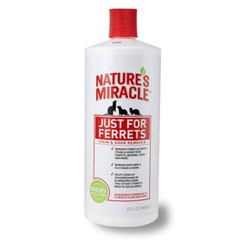 Nature's Miracle® Just for Ferrets Stain & Odor Remover