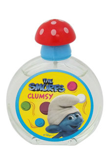 The Smurfs Clumsy by First American Brands for Kids - 1.7 oz EDT Spray (Unboxed)