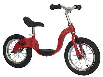 KaZAM Balance Bike - Red, 12