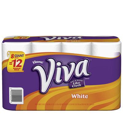 Viva Giant Roll (1.5X Regular), 8 ct