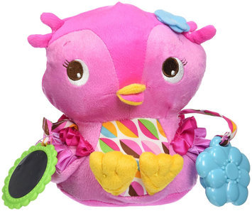 Kids Ii Bright Starts Pretty in Pink Hootie Cutie