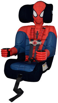 KidsEmbrace Friendship Combination Booster Car Seat - Ultimate Spider-Man