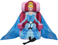 Kids Embrace Harness Booster Car Seat - Cinderella - 1 ct.