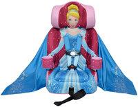 Kids Embrace Harness Booster Car Seat - Cinderella - 1 ct.