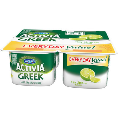 Activia® Key Lime Nonfat Greek Yogurt