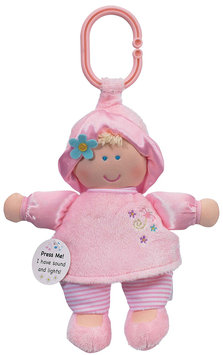 Kids Preferred 7.5 Inches Musical Light-Up Kayla Doll