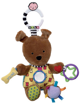 Kids Preferred Amazing Baby Developmental Sound Puppy Toy