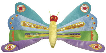 Butterfly Hand Puppet by The World of Eric Carle