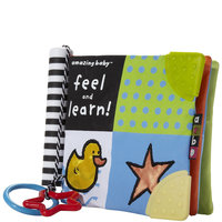 Amazing Baby - Feel and Learn Soft Book