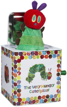 The World of Eric Carle: The Very Hungry Caterpillar Jack in the Box Musical Toy by Kids Preferred