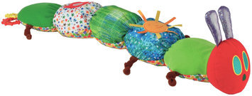 Kids Preferred The World Of Eric Carle Tummy Time Caterpillar Plush