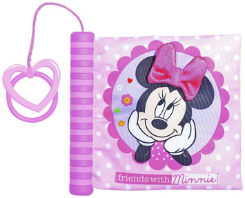 Disney Baby Minnie Mouse Soft Book - 1 ct.