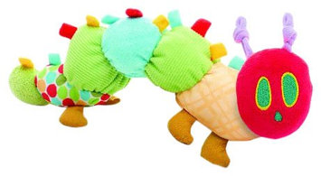 The World Of Eric Carle The Very Hungry Caterpillar Pastel Soft Toy