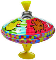 Amazing Baby Amazing Baby Tin Spinning Top