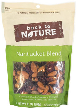 Back To Nature Nantucket Blend Trail Mix, 10oz