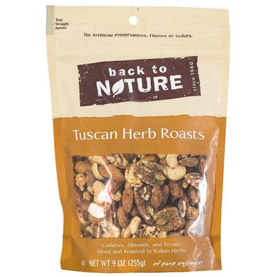 Back To Nature Tuscan Herb Roast Trail Mix