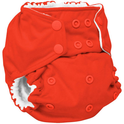 Rumparooz Pocket Cloth Diaper - Crimson