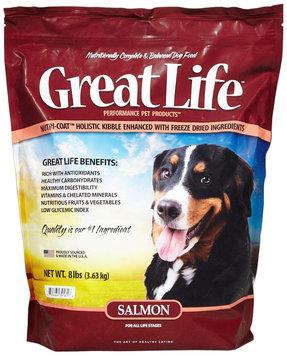 Great Life Grain Free Salmon Dog Food