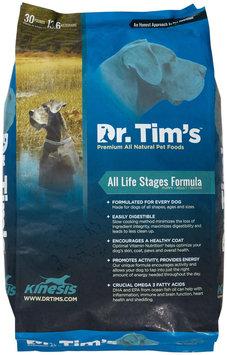 Zeigler's Distributor Inc Dr Tims Kinesis Dry Dog Food 30lb