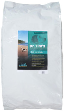 Zeigler's Distributor Inc Dr Tims Kinesis Grain Free Dry Dog Food 30lb