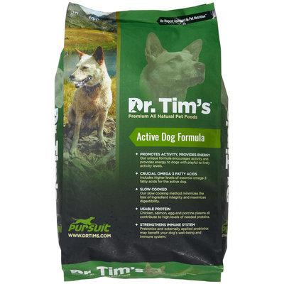 Dr Tims 5-Pursuit Active Dry Dog Food Size: 30-lb bag