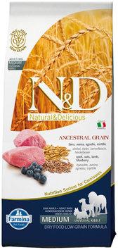 Farmina Pet Foods Farmina Natural and Delicious Ancestrial Grain Lamb Recipe Dry Dog