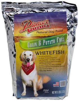 Great Life Pioneer Naturals Grain Free White Fish Dry Dog Food 8 lb.