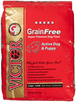 Victor Dog Food Grain-Free Active Dog & Puppy for All Life Stages - Beef