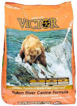 Victor Dog Food Grain-Free Yukon River Canine Formula - Yukon River Salmon