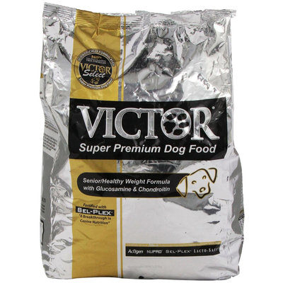 Victor Dog Food Senior Healthy Weight with Glucosamine and Chondroitin - Beef - 5