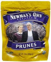 Newman's Own Organics California Prunes, Pouches, 12 oz