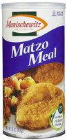 Manischewitz Matzo Meal Daily Canister (Not Certified Kosher for Passover)