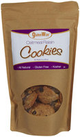 Glutenwize Oatmeal Raisin Cookies, 9 oz