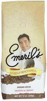 Emeril's Ground Coffee - French Vanilla - 12 oz