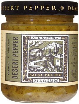 Desert Pepper Salsa - Del Rio, Medium - 16 oz