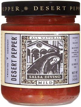 Desert Pepper Salsa - Divinio, Mild - 16 oz