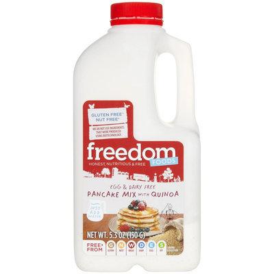 Freedom Foods Pancake Mix with Quinoa Gluten Free 5.3 oz