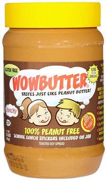 WOWButter Crunchy Spread 6/17.6 oz jars