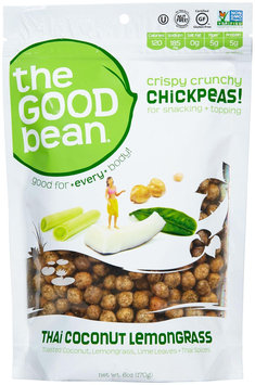 The Good Bean Chickpea Snack, Thai Coconut - 1 ct.