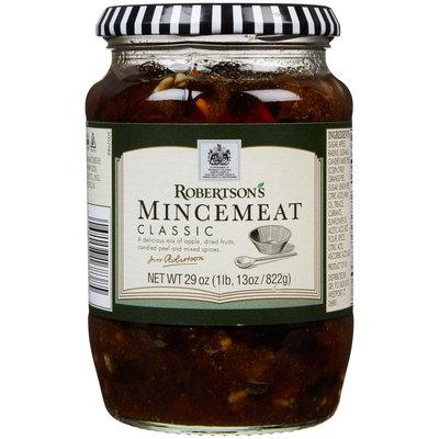 Robertson's Robertsons Mincemeat Classic - 6 Jars (29 oz ea)