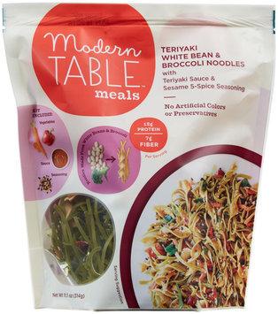 Modern Table Meals Teriyaki White Bean & Broccoli Noodles 11.1 oz