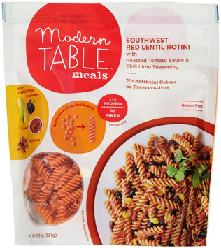 Modern Table Meals Southwest Red Lentil Rotini 11.3 oz