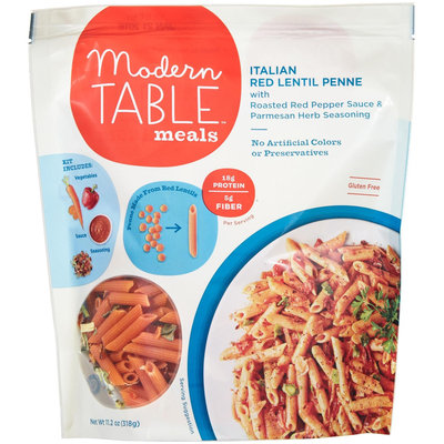 Modern Table Meals Italian Red Lentil Penne 11.2 oz