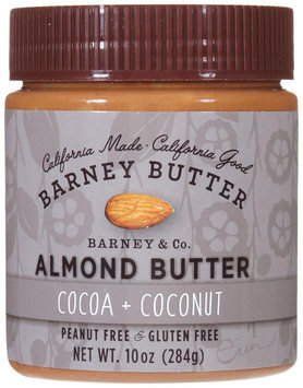Barney Butter Almond Butter Cocoa and Coconut - 10 oz