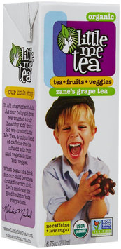 Little Me Tea 3Pk Zanes Grape 20.25 Fluid Oz. Pack Of 10