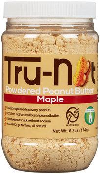 Tru-Nut Powdered Peanut Butter Maple 6.3 oz