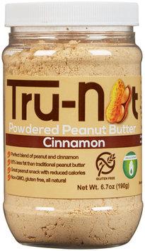 Tru-Nut Powdered Peanut Butter Cinnamon 6.7 oz